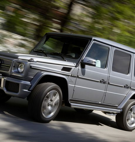 5 SUVs with V12 engines