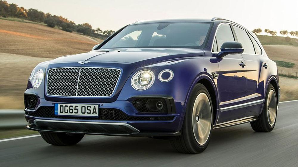 Bentley-Bentayga