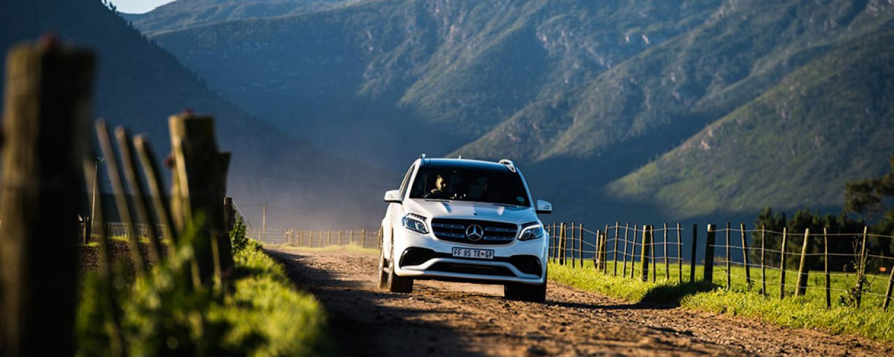 Mercedes-Benz GLS Journey