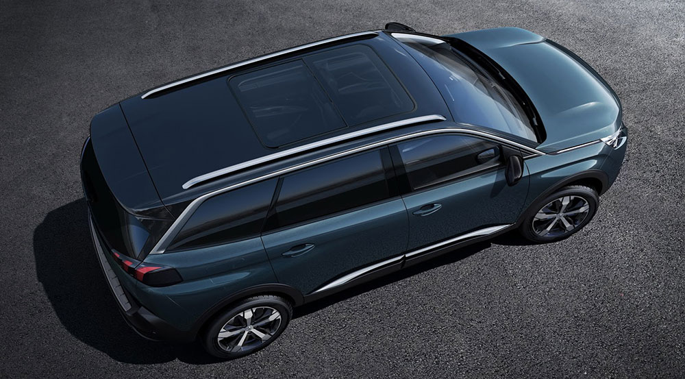 2017 Peugeot 5008 8 Leisure Wheels