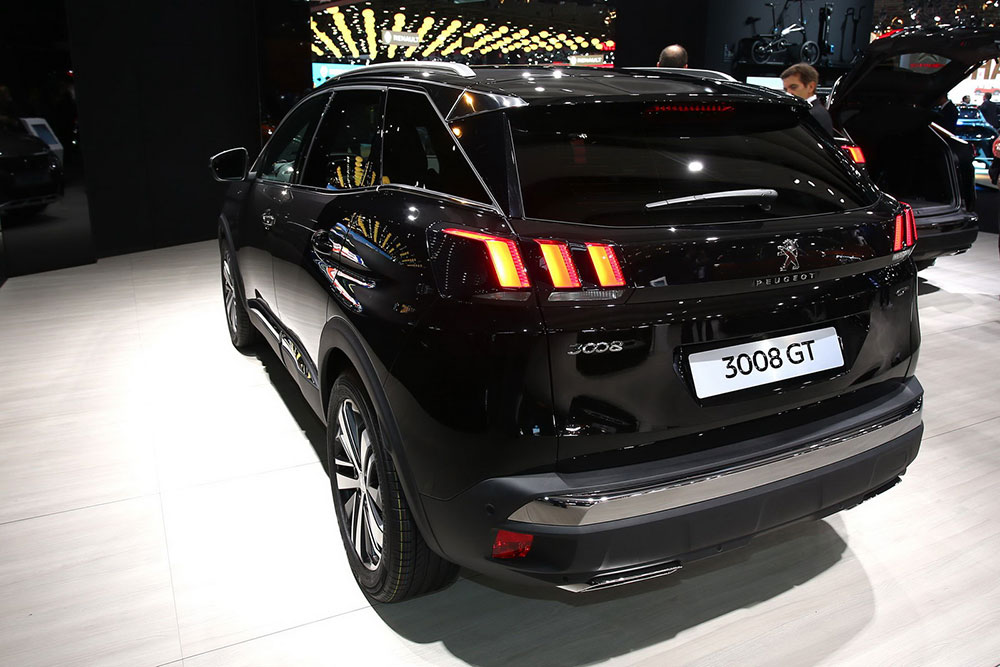 2017 Peugeot 3008 Unveiled With 5008 Suv Leisure Wheels