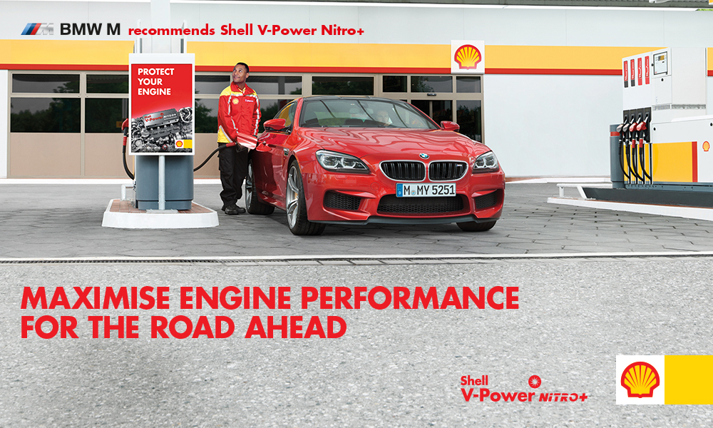 Shell V-Power Nitro+ fuels ignite a shared passion for performance