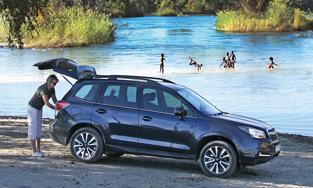 Off Road Test Subaru Forester 2 5 Xs Premium Lineartronic Leisure Wheels