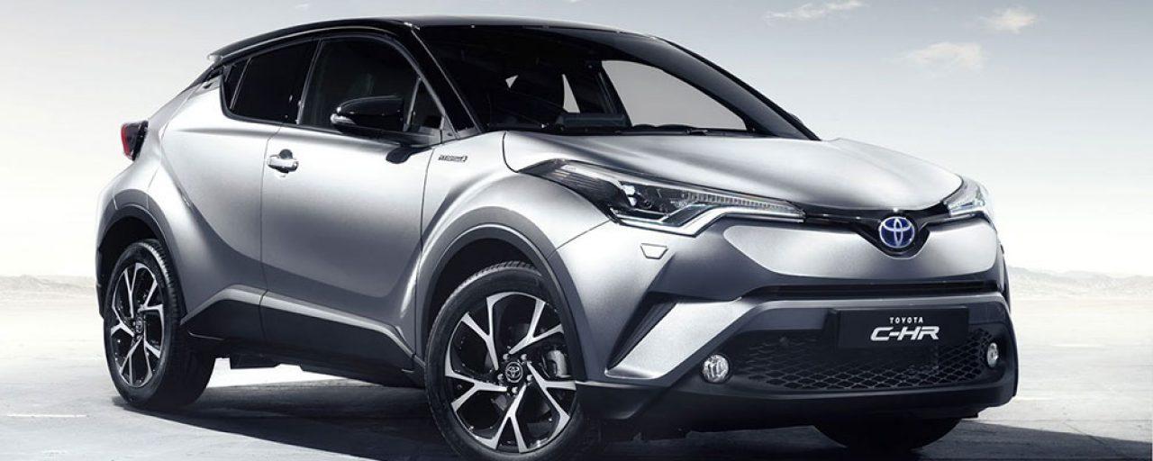 Toyota C-HR to offer three engine options