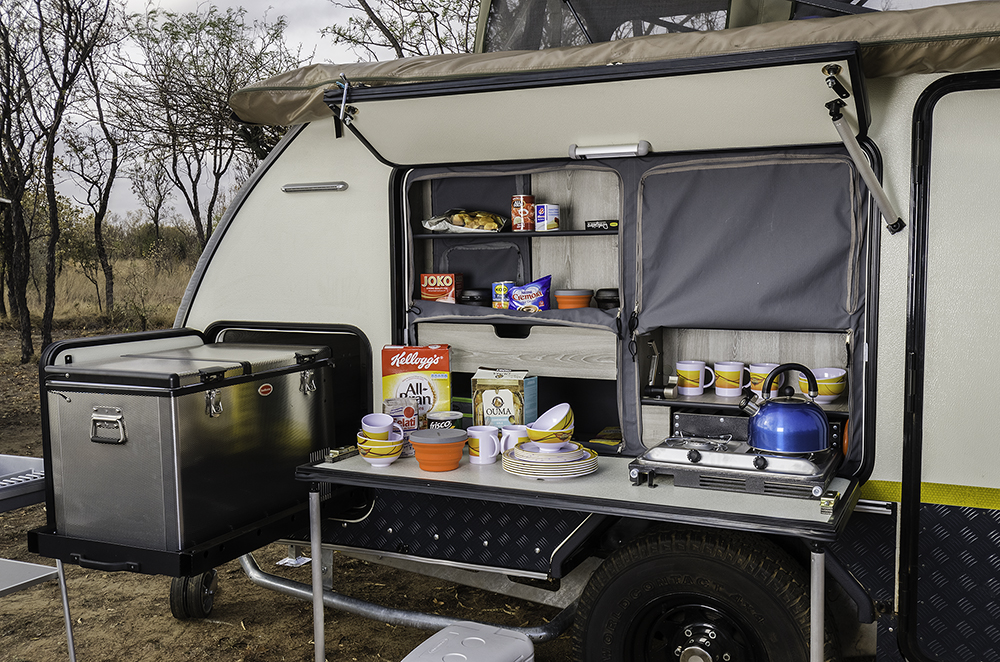 Creative Jurgens Travado Outback Caravan Specifications  George Day Caravans