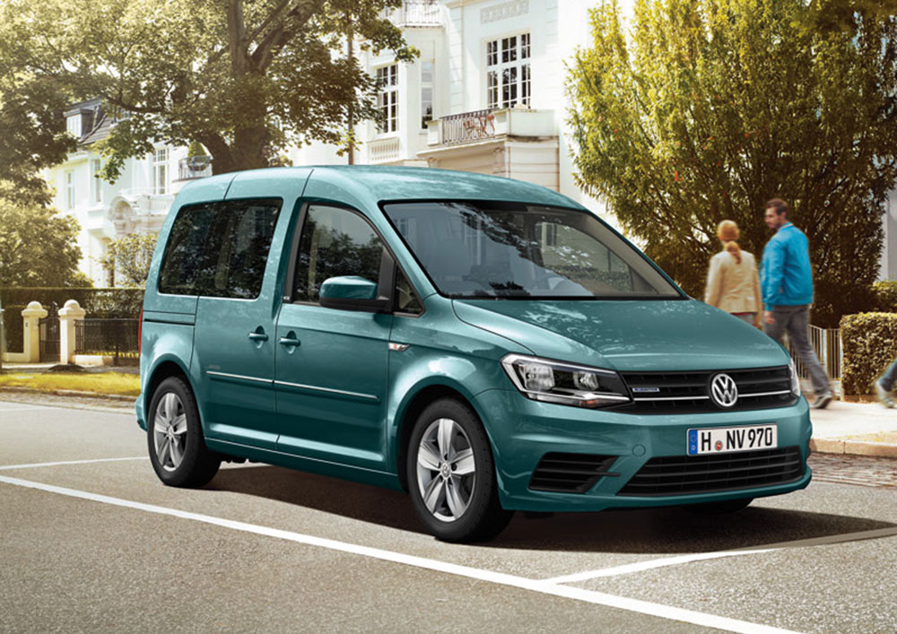 volkswagen caddy edition 35 to roll out in hanover leisure wheels. Black Bedroom Furniture Sets. Home Design Ideas