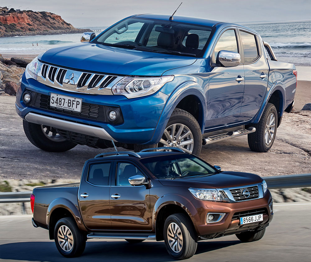 Nissan And Mitsubishi To Co-develop Bakkie Platforms