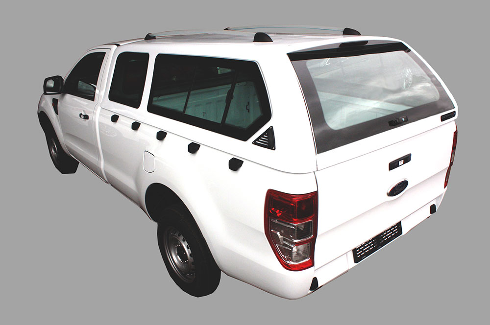 sporty-canopy & Bakkie canopies and covers explored - Leisure Wheels