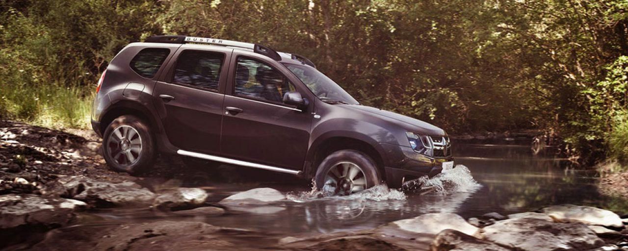 Tweeked Renault Duster arrives in South Africa