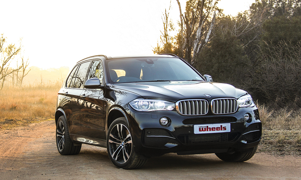 ROAD TEST: BMW X5 M50d - Leisure Wheels