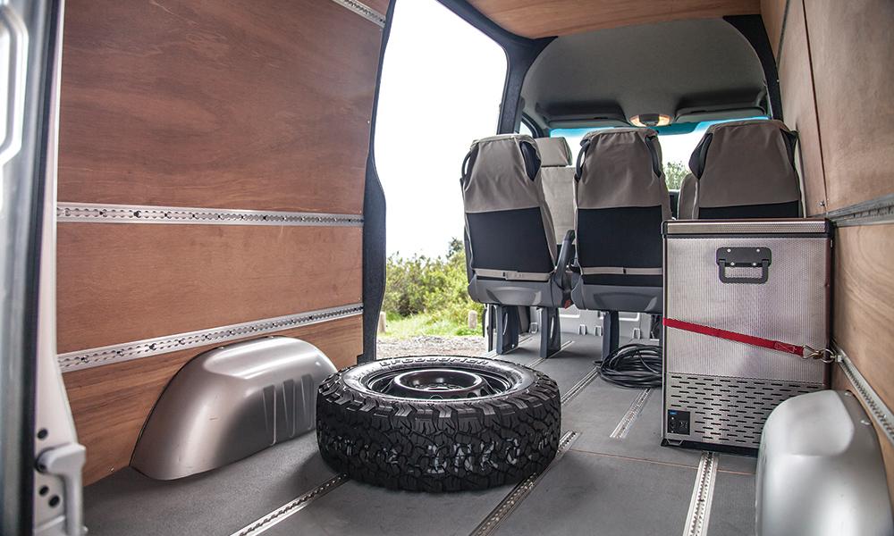 Mercedes-Benz Sprinter 319 Oberaigner 4x4 - Leisure Wheels
