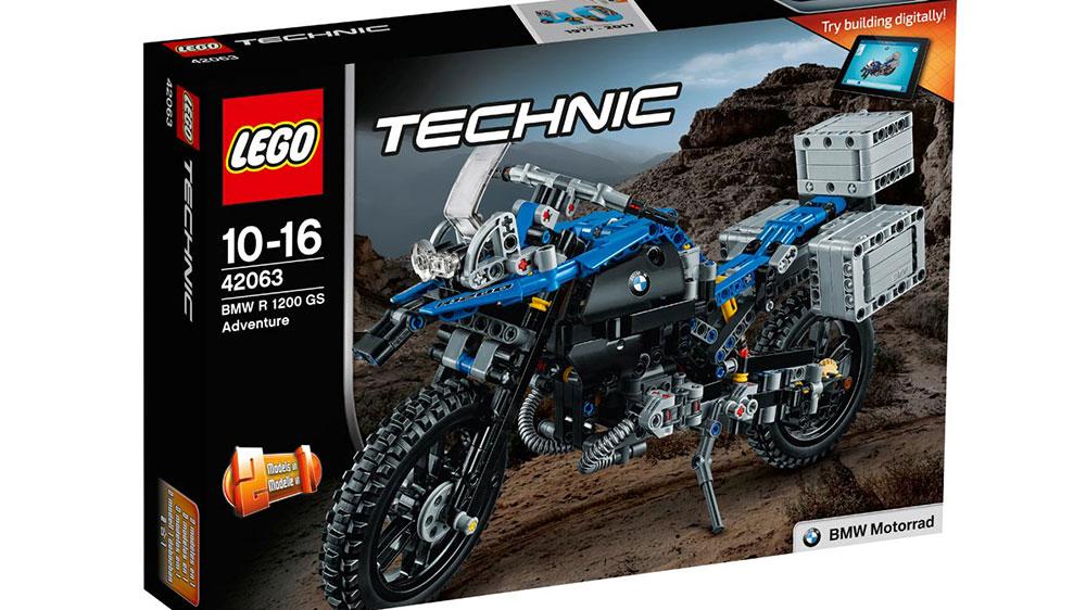 Lego Creates The Bmw R 1200 Gs Adventure Motorbike Leisure Wheels