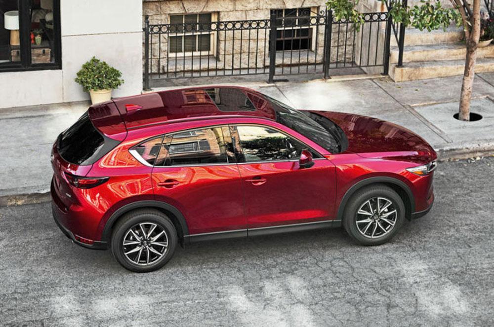 All New Mazda Cx 5 Leisure Wheels