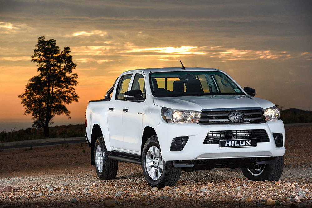 up version of the new toyota hilux srx is the result of the company. Black Bedroom Furniture Sets. Home Design Ideas