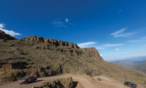OFF – ROAD TEST: Lesotho passes, unlocked