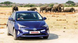 Toyota Prius goes overlanding