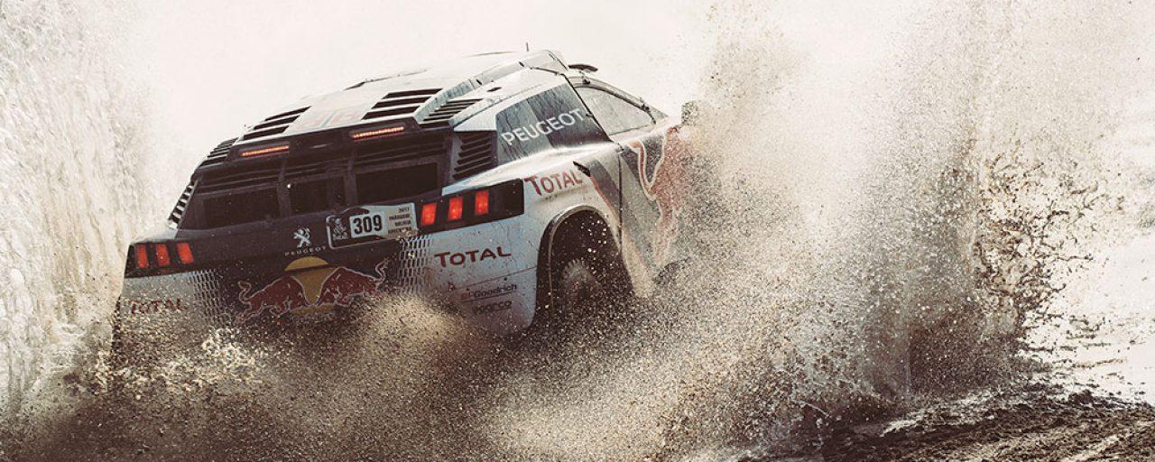 Landmark 1-2-3 glory for the Peugeot 3008DKR at 2017 Dakar Rally
