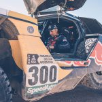 Sebastien Loeb – Team Peugeot Total