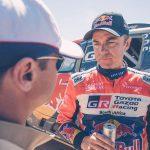 Giniel de Villiers – Toyota Gazoo Racing SA