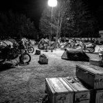 Malles Motos at Chilecitos bivouac