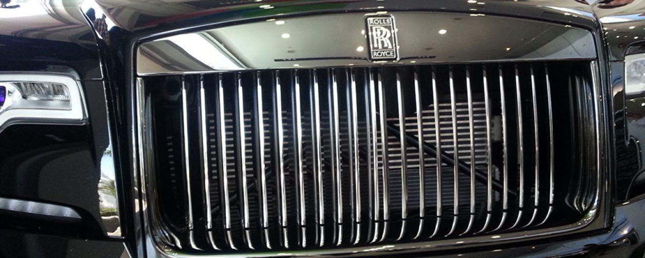 Rolls-Royce Wraith Black Badge experienced