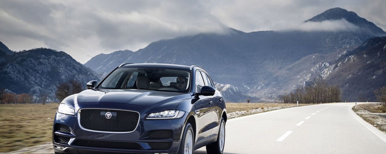 2018 Jaguar F-Pace offers new engines