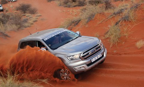 Ford Everest Limited 3.2L AT 4WD