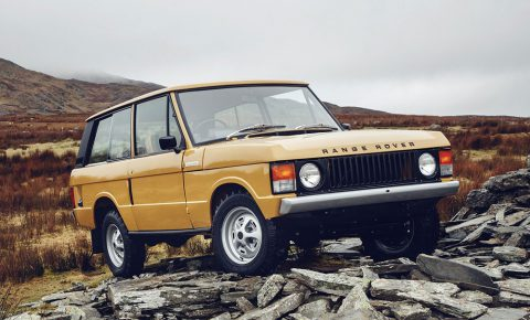 10 classic Range Rovers to be restored