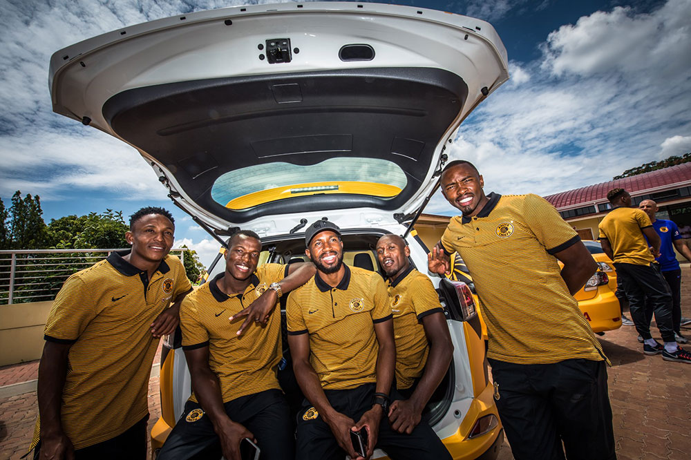 Kaizer Chiefs: Kaizer Chiefs Get 20 Cars From Toyota SA