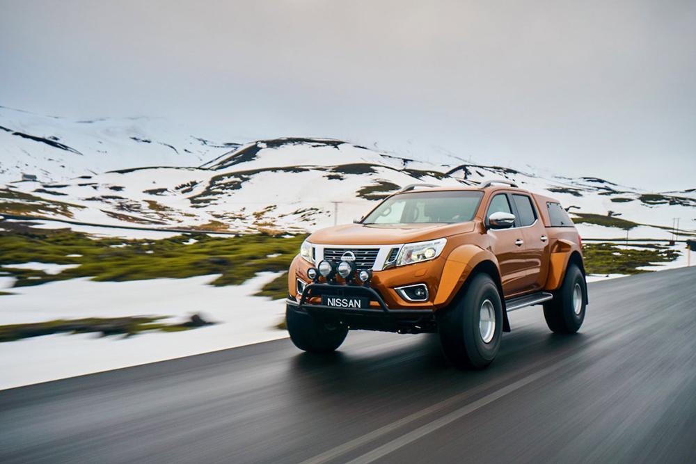 Nissan Navara At38 Arctic Trucks Conversion Leisure Wheels