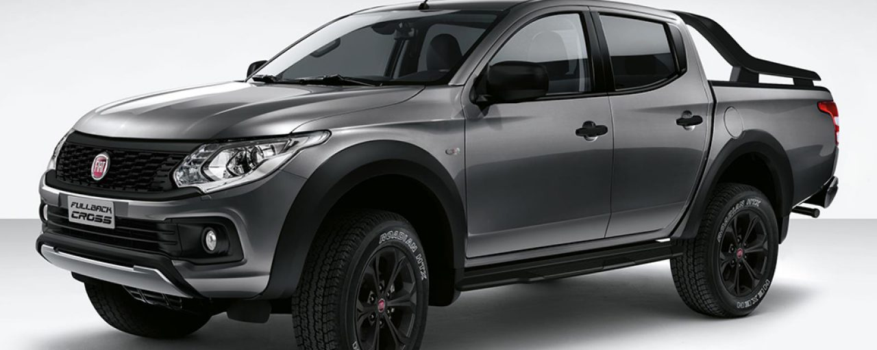 Fiat launches Fullback Cross