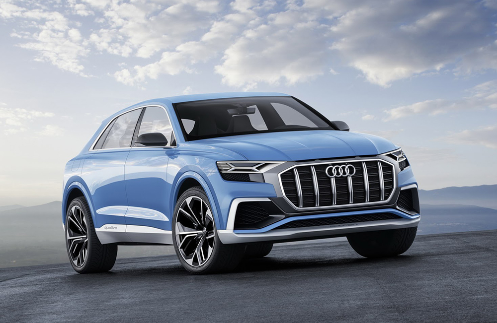 Audi Suv Models >> New Audi Sport Suv Models Are On The Way Leisure Wheels