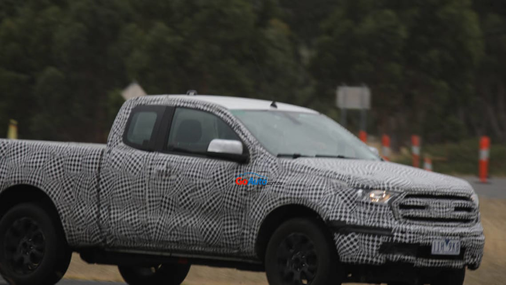 ford ranger spotted leisure wheels