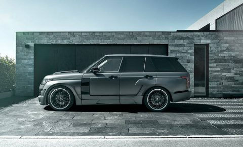 Land Rover's SVO intends to make tuners obsolete