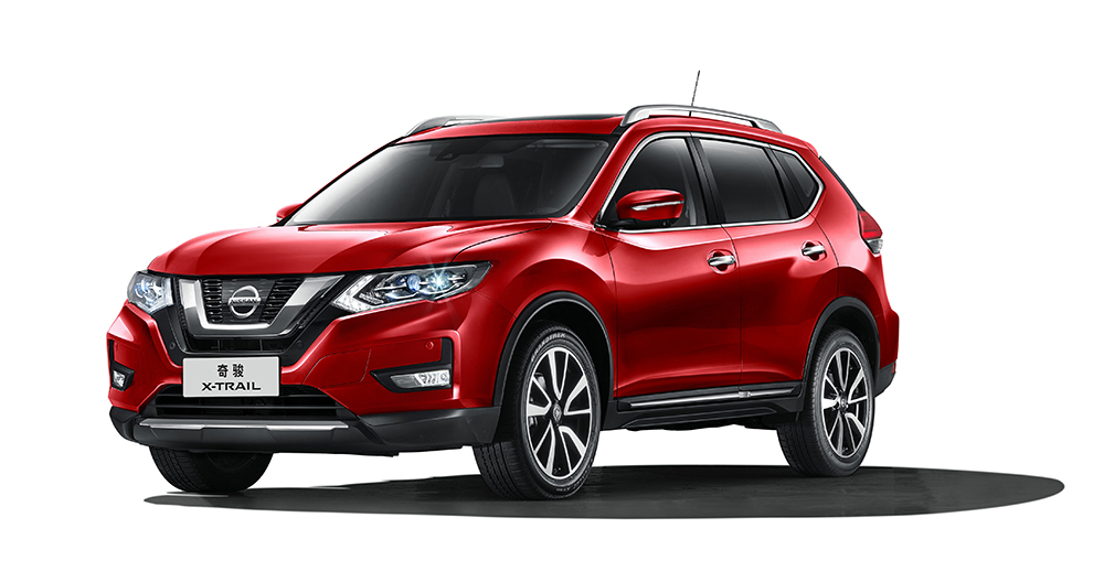 Facelifted Nissan X-Trail debuts in China - Leisure Wheels