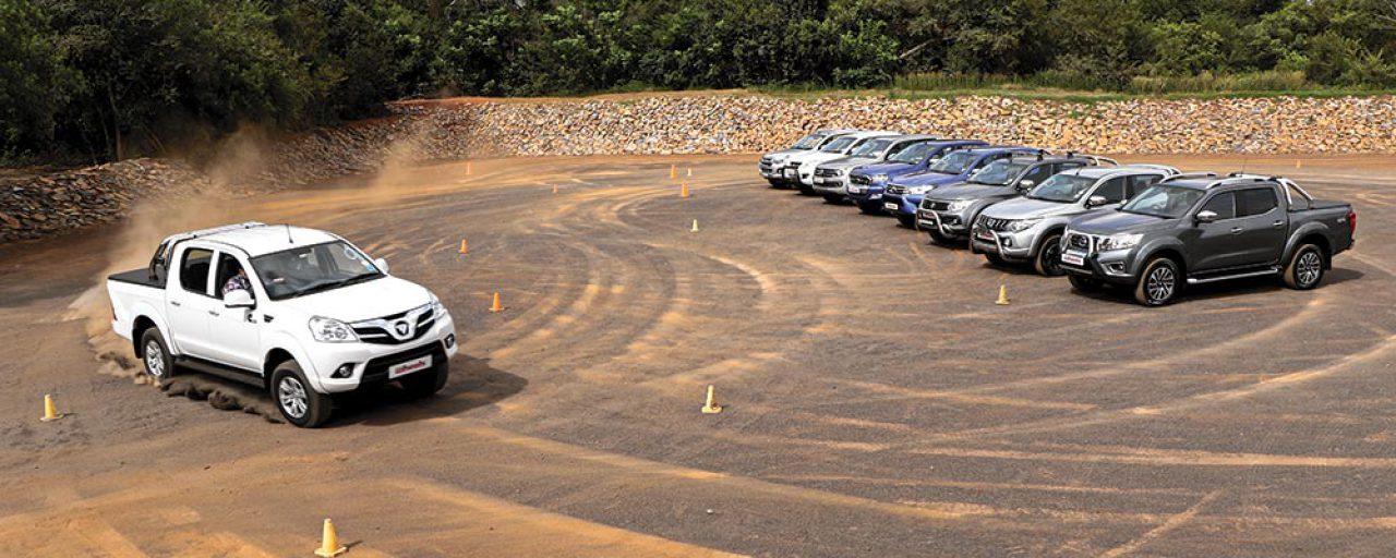Off-road test: #fastbakkie