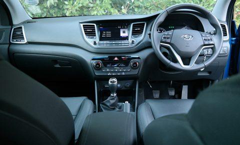 2018 hyundai tucson manual transmission