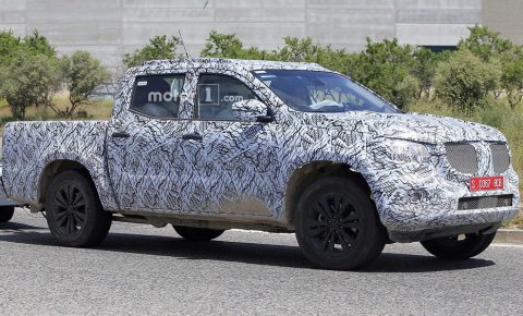 2018 mercedes benz bakkie. fine mercedes the 2018 mercedesbenz xclass is expected to be very similar the luxury  bakkie concept that was previewed last year in stockholm sweden for mercedes benz