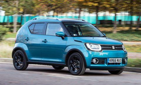 Suzuki Ignis arrives in SA