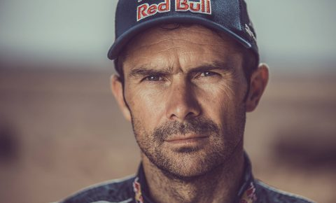 Five-time Dakar winner on how tragedy spawned his charitable foundation