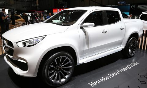 2018 mercedes benz bakkie.  mercedes the 2018 mercedesbenz xclass is expected to be very similar the luxury  bakkie concept that was previewed last year in stockholm sweden in mercedes benz