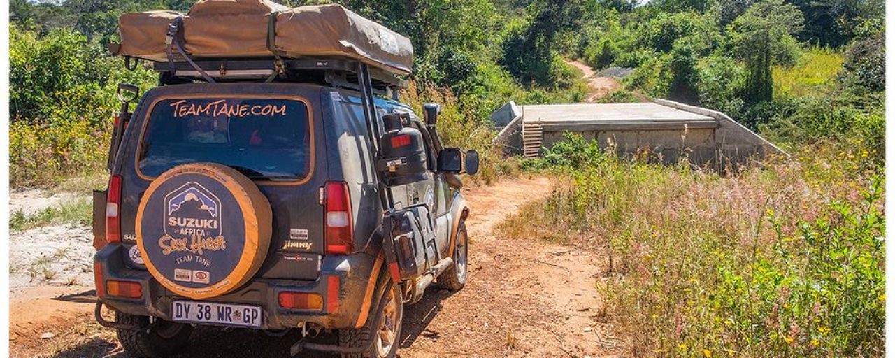 Team Tane encounter a 'roadblock' of a different kind