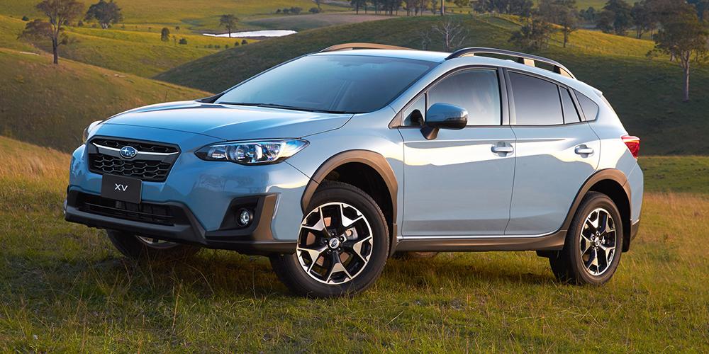 Subaru XV Crossover with pricing - Leisure Wheels