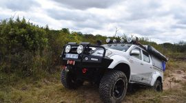 BosvarkS Diggers Hole 4×4 Trail