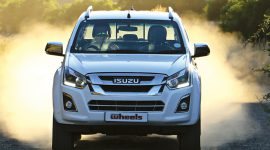 Ultimate road trip test: Isuzu KB 300 D-TEQ LX 4×4 Auto