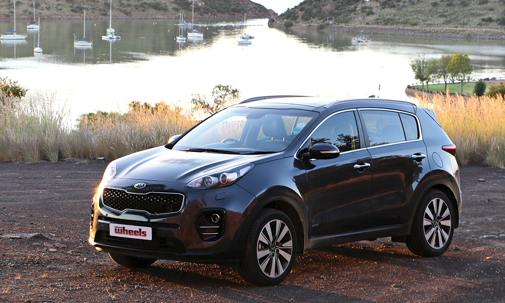 ultimate road trip test kia sportage awd 2 0d a t leisure wheels. Black Bedroom Furniture Sets. Home Design Ideas