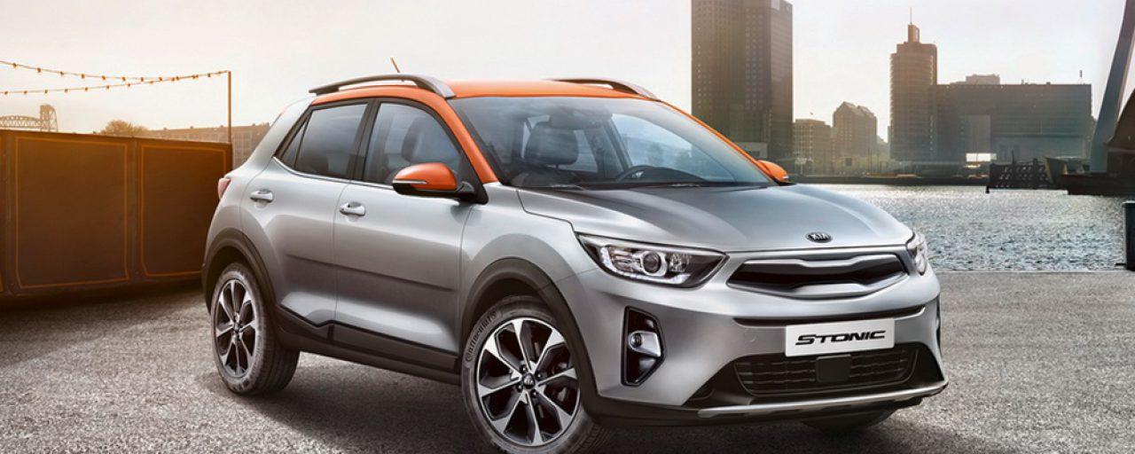Kia Stonic crossover unveiled