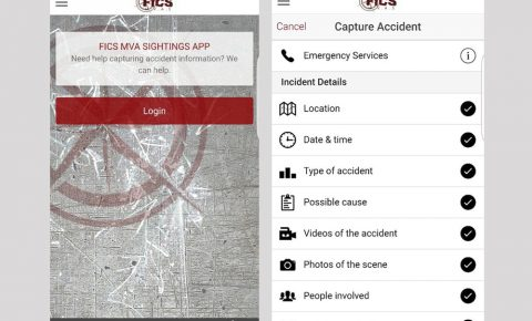 FICS App makes it easier to claim back from insurance