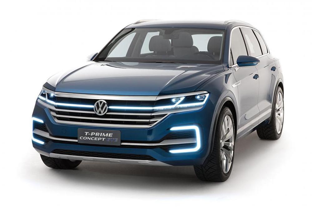 new 2017 volkswagen touareg suv may get v6 and v8 tdi engines leisure wheels. Black Bedroom Furniture Sets. Home Design Ideas