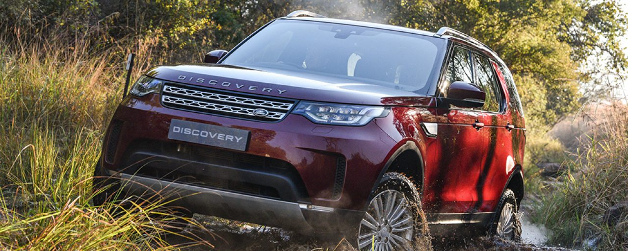 The all-new Land Rover Discovery is here